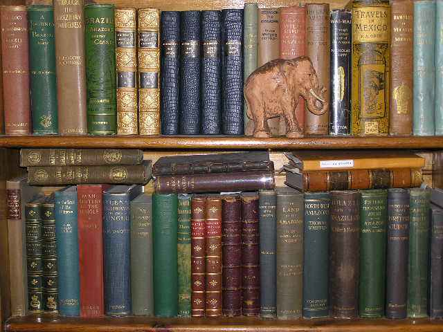 Rare, antiquarian, old travel books, exploration, nature ...